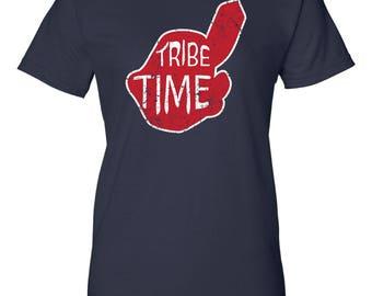 Tribe Time Women's Cut T-Shirt