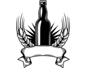 Printable Beer Label Etsy