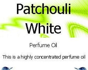 White Patchouli Perfume Oil