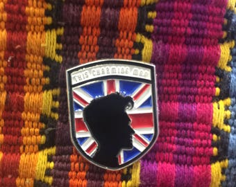 manchester england Morrissey pin