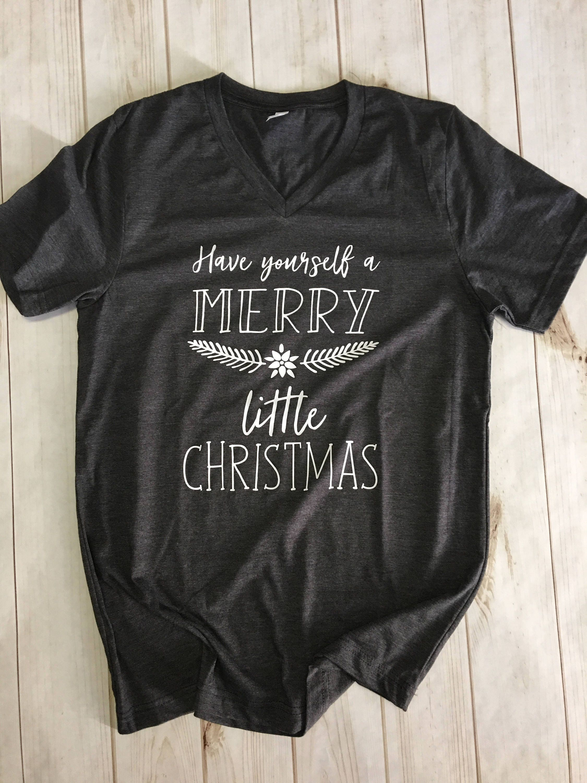 description have yourself a merry little christmas
