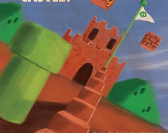 Reach the Castle Propaganda Poster