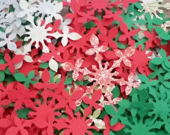 Lg Snowflakes Paper Punches