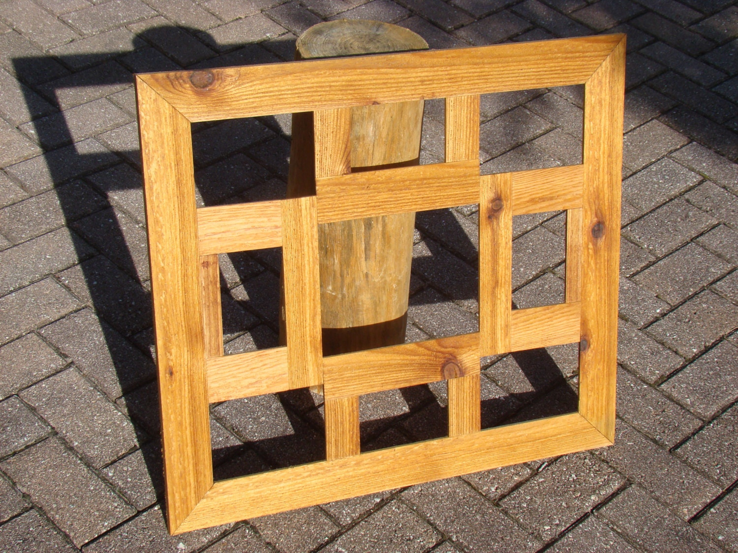Rustic barn wood collage picture frames - 9 opening frames for 8x10 ...