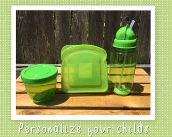 Child's Lunch Container Set
