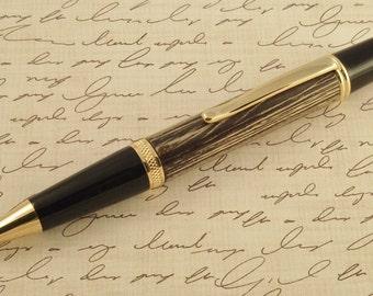 Ballpoint Pen Bleached Wenge 3167