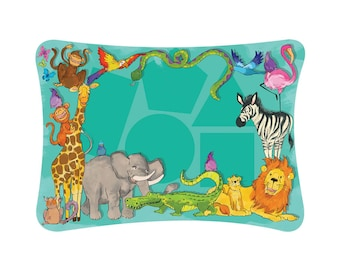 African Adventure Large Magnetic Noticeboard