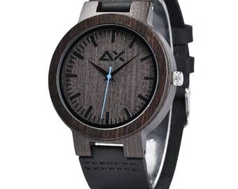 FREE ENGRAVING, Wood Wrist Watch, Mens Wooden Watch, Wooden watch for Men, Wood Watches for Men, Wooden Watch Men, Mens Watch, Wrist Watch