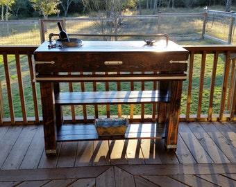Bar Cart or Table