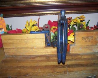 """Vintage Stanley """"No. 115"""" Miter Box"""