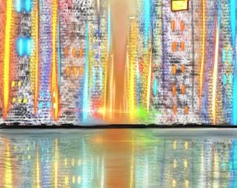 City Lights-