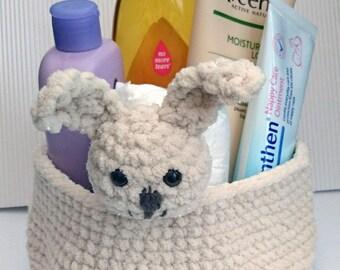 Bunny Baby Basket