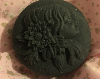 Charcoal and honey SOAP