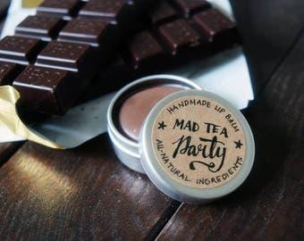 Mad Tea Party - Alice In Wonderland Literary Lip Balm - Bookish Lip Balm