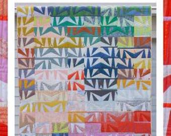 Eads Quilt Pattern by Carolyn Friedlander
