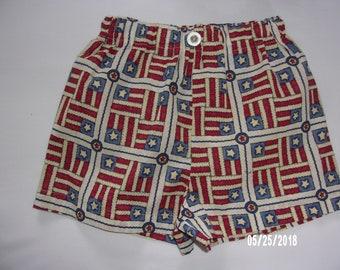 Girl's shorts, boys' shorts, children's clothing