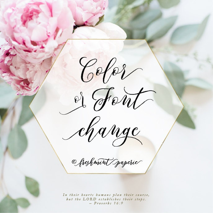 Cheap Design Changes That Have: Custom Color Changes Calligraphy Logo Business Logo