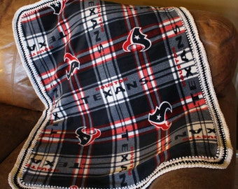 Houston Texans Baby, Toddler Blanket