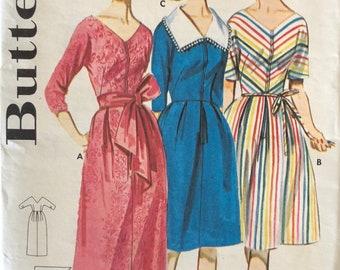 Vintage Dress Pattern Size 14