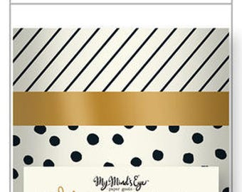 My Minds Eye-Yes, Please Decorative Tape