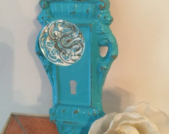 Shabby Chic Hook, Wall Decor, Shabby Chic Wall Decor