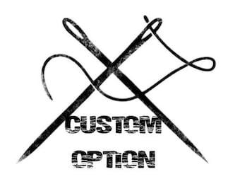 Twenty Five Dollar Custom Service Charge