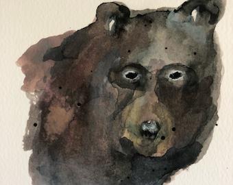 Bears - prints
