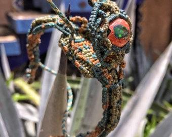 Aquarius |Secret Pocket Bracelet | one of a kind