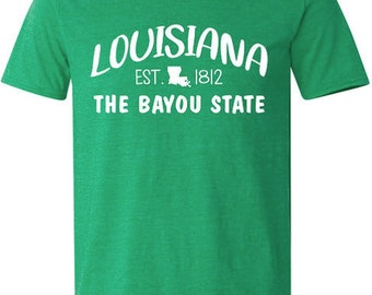 Louisiana : The Bayou State