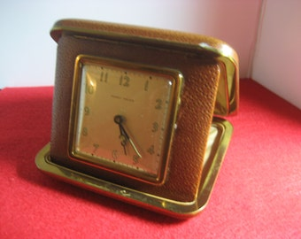 Big Phinney-Walker Travel  Clock Works