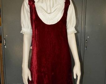 SALE33 Red Velvet jumper