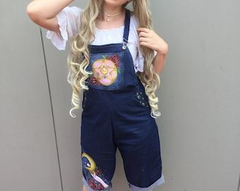 Sailor Moon Overalls