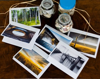 Photo Art Notecards