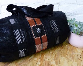 "Bag ""tote"" woven cloth"