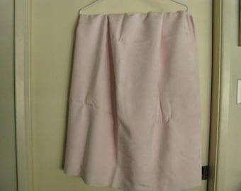 "Damask Tablecloth ~~ Gorgeous Vintage Pink Damask Tabecloth  96"" x 60"" Pink Tablecloth ~~ Vintage Tablecloth"