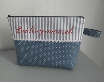 Cosmetic bag make-up bag Toiletry bag