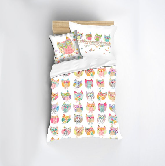 products duvet sham o who hoo whos s cover owl is pbteen