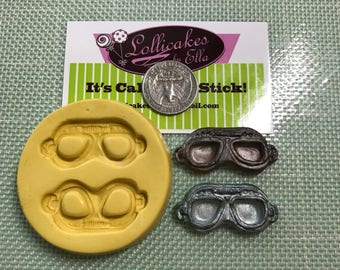 Mini Aviator Goggles