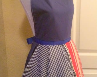 Bell inspired apron adult