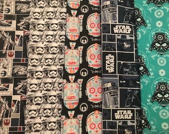 Baby burp cloth-Star Wars