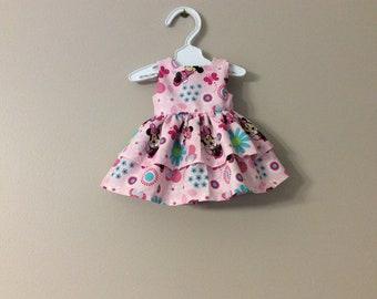 AG Doll Dress. 18 inch Doll Dress. Doll Dress. American Girl Dress.
