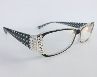 swarovski Crystal Readers  Reading Glasses +1.25 +1.50 +2.25 +2.50