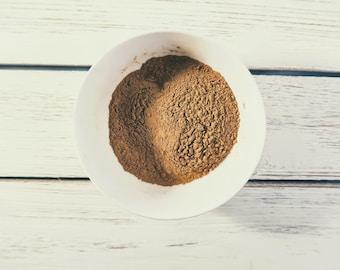 Rhassoul Clay - 1 ounce - Rhassoul clay wash - Rhassoul clay powder - SAMPLE CLAY