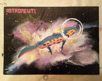 "Custom Painting 6""x8"" Canvas Panel"