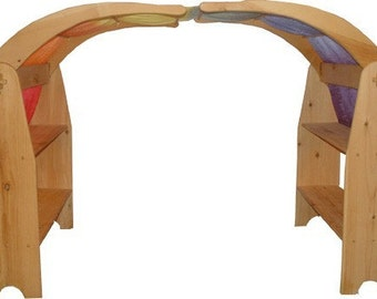 Waldorf  Playstands Wooden toy  playstand , child, kids,natural play, pretend, home,