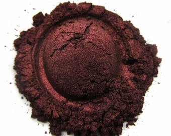 Loose Mineral Eyeshadow-Molten Metals-Smolder