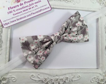 Bow tie Liberty of London Mitsi Gray man