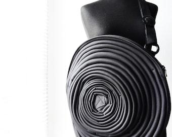 XL Large BLACK  BAG, 19-20 inches diameter