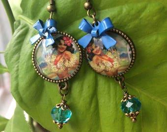 Earrings Hawaii