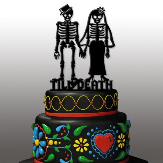 Day of the Dead/Dia De Los Muertos Till Death